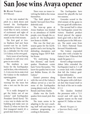 Spartan Daily, March 3, 2015