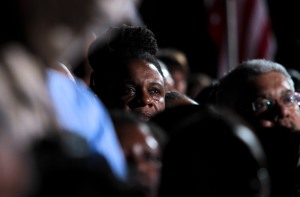 Democratic presidential nominee Hillary Clinton made a stop in Fort Lauderdale on Tuesday. This is the second visit Clinton has made in Broward in recent days. Randy Vazquez, Sun-Sentinel