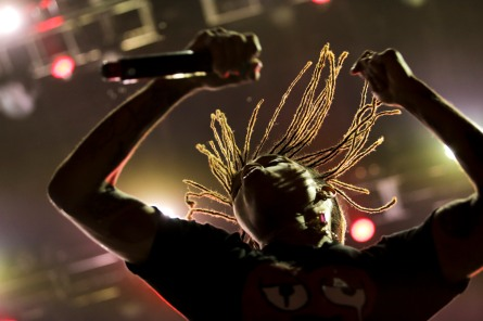 Rae Sremmurd performs at Okeechobee Music and Arts Festival on Saturday night. Randy Vazquez, SouthFlorida.com