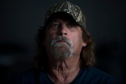 A portrait of Victor Hayes, a survivor of the East Area Rapist in Carmichael, Calif., on Tuesday, July 3, 2018. Joseph James DeAngelo, who was arrested more than two months ago, is the man accused of being the East Area Rapist and later the Golden State Killer. (Randy Vazquez/ Bay Area News Group)